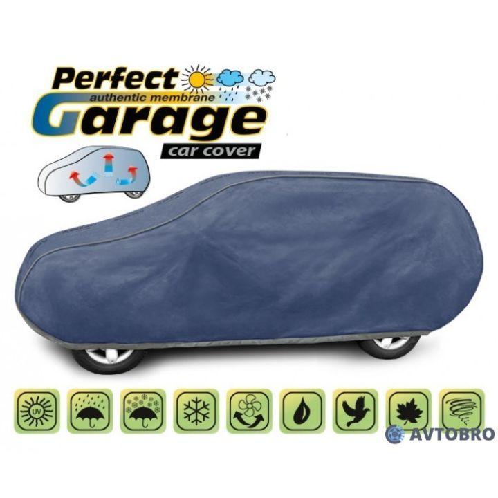 "Тент для автомобиля на джип ""XL"" 4.50см-5.10см ""Perfect Garage"""