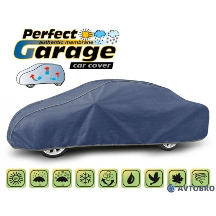 """Тент для автомобиля на седан """"XXL"""" 5.00см-5.32см """"Perfect Garage"""""""
