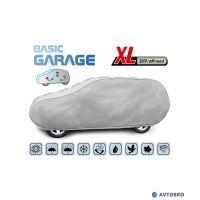 """Тент автомобильный для джипа """"XL"""" 4.50см-5.10см, SUV/Off Road """"Basik Garage"""""""