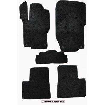 Коврики в салон текстильные для Lexus CT 200H '11-, (Грумс Люкс)